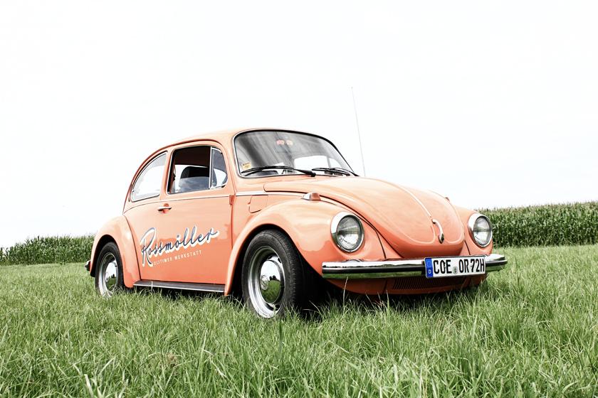 Oldtimer Rossmöller Käfer Beschreibung des Unternehmens